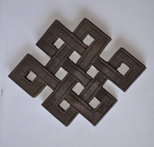 Wooden Endless knot