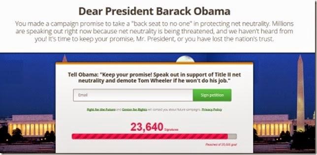reminder to obama on net-neutrality