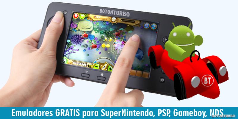 Descarga Emuladores y ROMs para Android (Tablets y Móviles) GRATIS