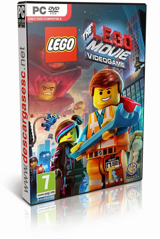 The LEGO Movie Videogame-FLT -pc-cover-box-art-www.descargasesc.net