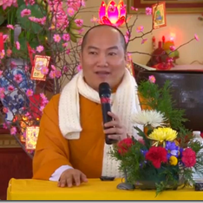 Nương tựa chính mình–ĐĐ Thích Phước Tiến giảng tại chùa Giác Lâm, PA ngày 22/11/2014