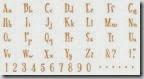 katie font
