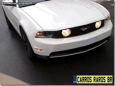Ford Mustang GT 5.0 Branco (3)