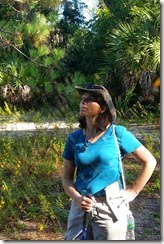 Tina on Coquina Trail