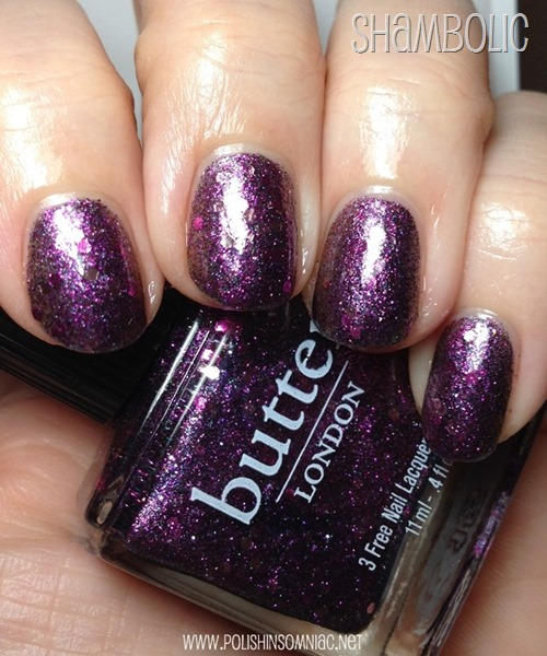 butter LONDON Shambolic nail polish