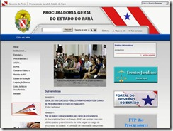 Concursos - edital concurso PGE-PA 2012