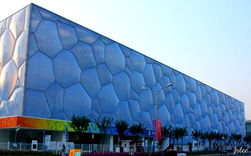 water cube @beijing