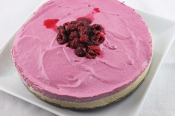 raw cheesecake whole