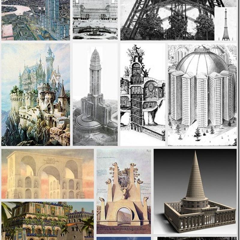 Increíbles edificios que jamás se construyeron (Parte II)