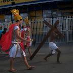 Semana Santa - Paróquia São Francisco de Assis - Boca do Rio