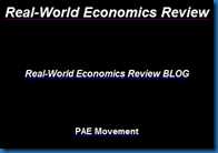 real-world economics review