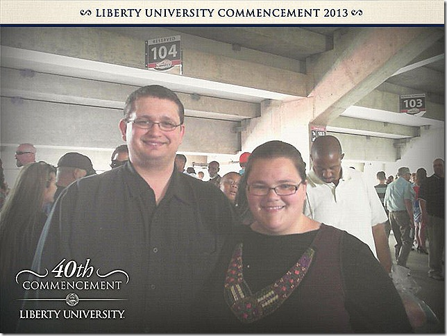 Liberty Graduate Reception