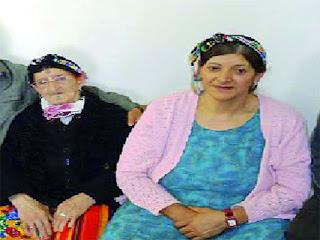 """Nna Ouiza, veuve de chahid et mère de Ferhat Mehenni, """"Mon fils perpétue le combat de son père chahid"""""""