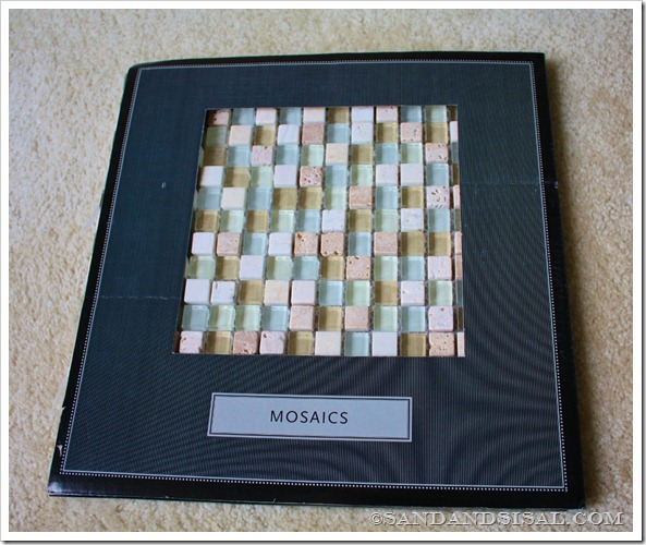 Mosaic Seabreeze Tile