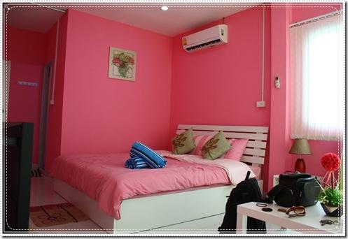 ห้องนอนสีชมพู 5