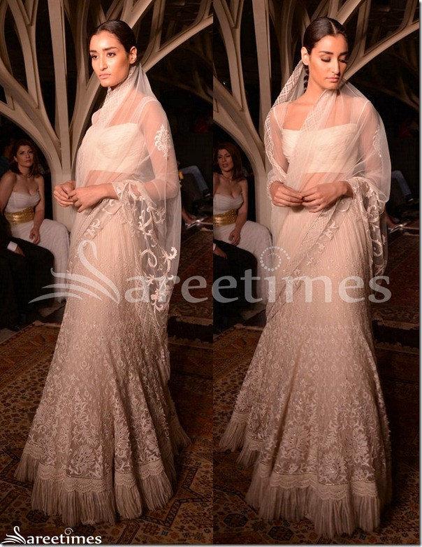 Tarun_Tahiliani_White_Saree