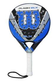 La Flash BLX es una de las joyas de la nueva colección de palas de Wilson y, como el resto de unidades de la nueva colección de palas de Wilson