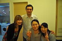 Ming Ming, Albert, Sayaka, Shazhi