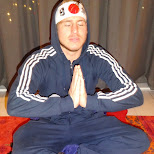 my brother is turning Japanese as well in IJmuiden, Noord Holland, Netherlands