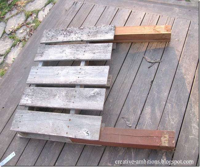 pallet bench 5a