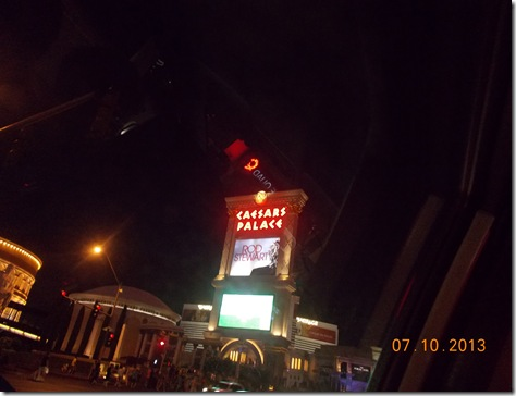 FromHOLBROOK TO LAS VEGAS 125