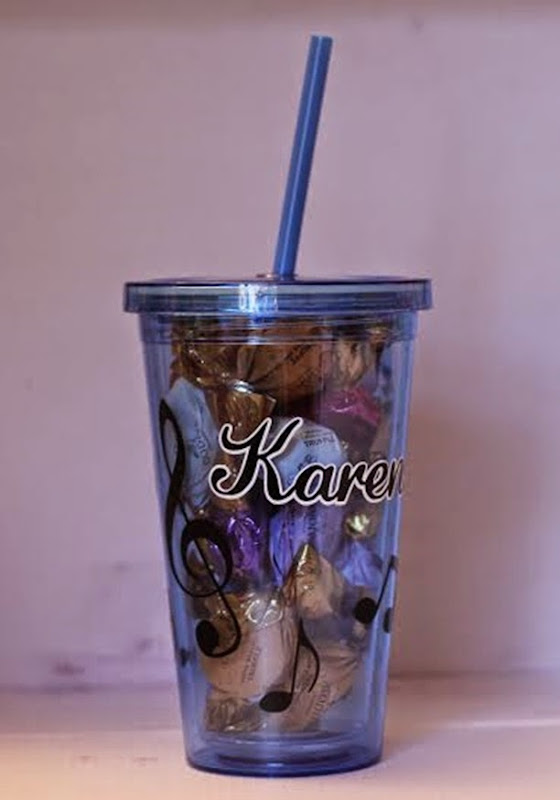 tumbler for a teacher