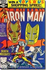 P00039 - El Invencible Iron Man #139