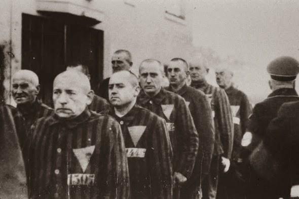 sachsenhausen-prisoners