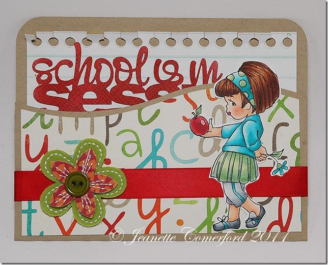 Whiff of Joy School Girl full SC copy