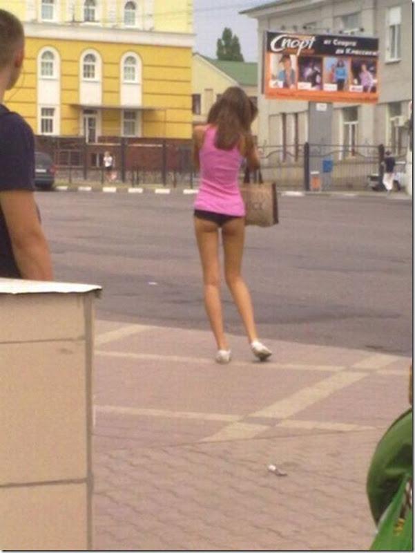 Nova moda do verão das garotas russas 2