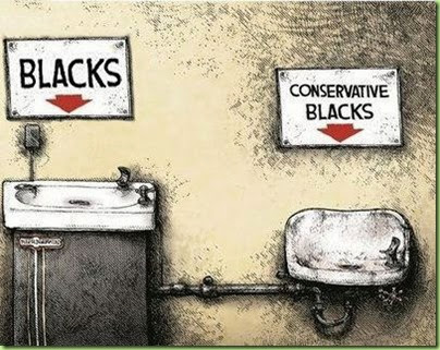Black Conservative Water Fountain