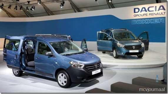 Dacia Dokker officieel 07