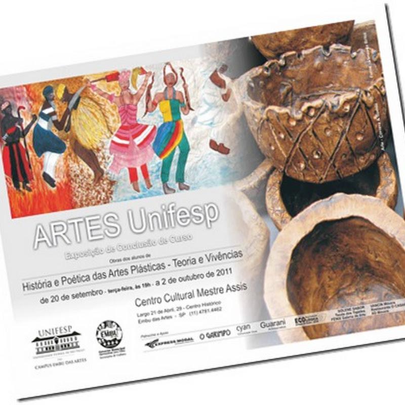 Unifesp-Embu das Artes: Exposição de Conclusão de Curso