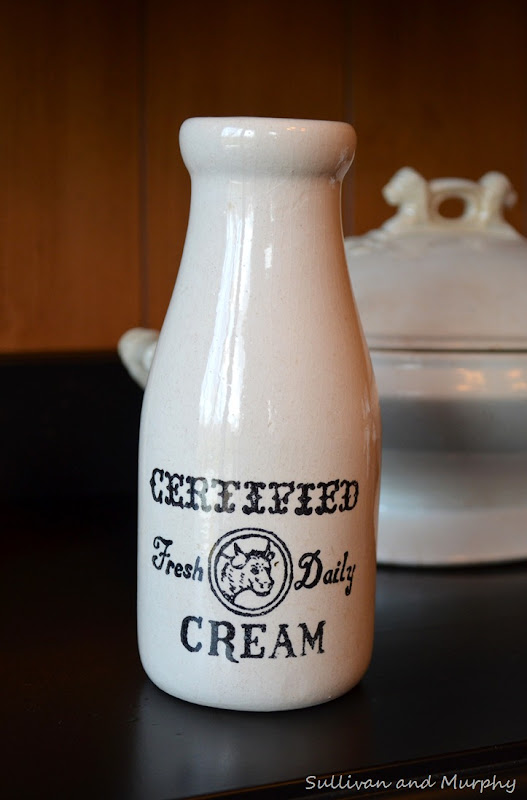 cream bottle
