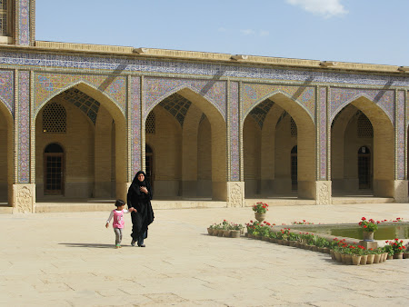 Moschei Iran: Moschee in Shiraz