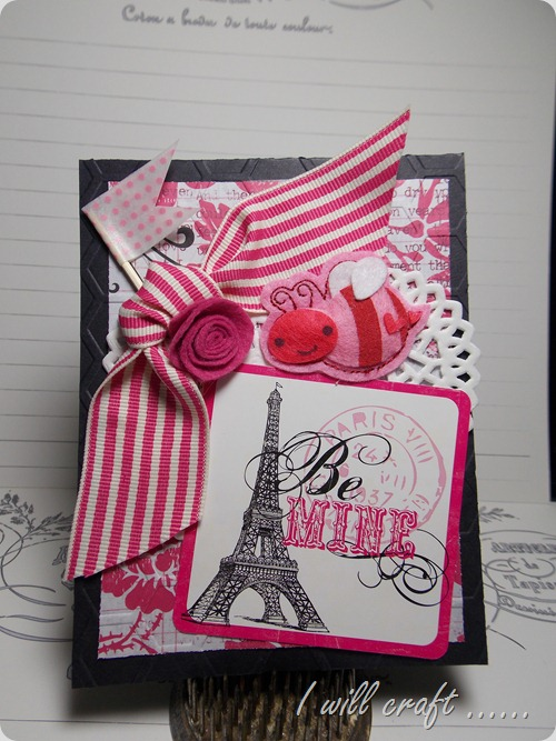 I will craft...Valentine Cards (10)