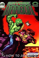 P00010 - Savage Dragon 10 Aleta Añ