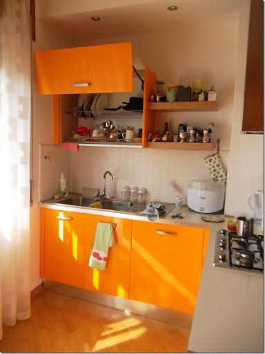 Italian Kitchen Drying Rack
