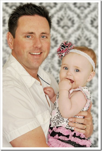 daddy and k2