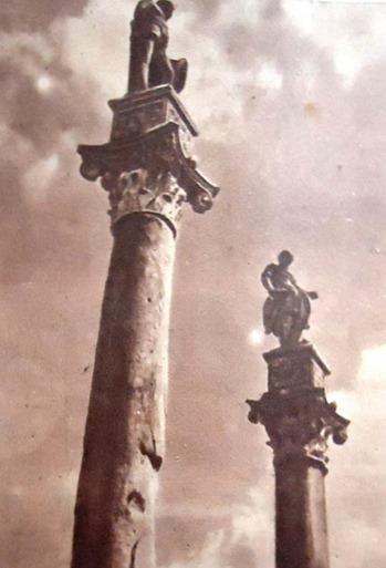 Columnas de la Alameda
