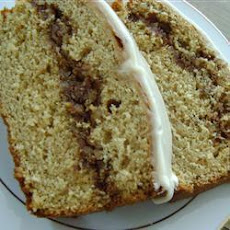 Buttermilk Nut Tea Cake