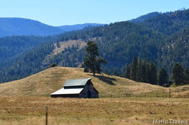 Lostine Creek Scenic Byway