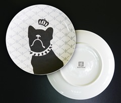 FRENCH BULLDOG ASSORTED PLATE SET_4