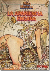 P00009 - Milo Manara  - La apariencia engaa.howtoarsenio.blogspot.com #9