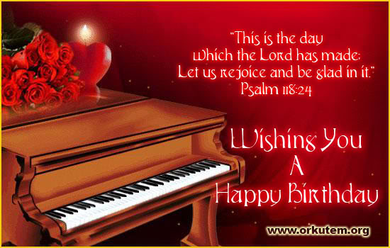 Bible Verse Birthday Cards Link