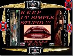 KISS RULE