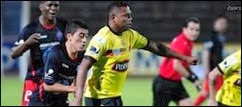 Olmedo vs Barcelona de Guayaquil