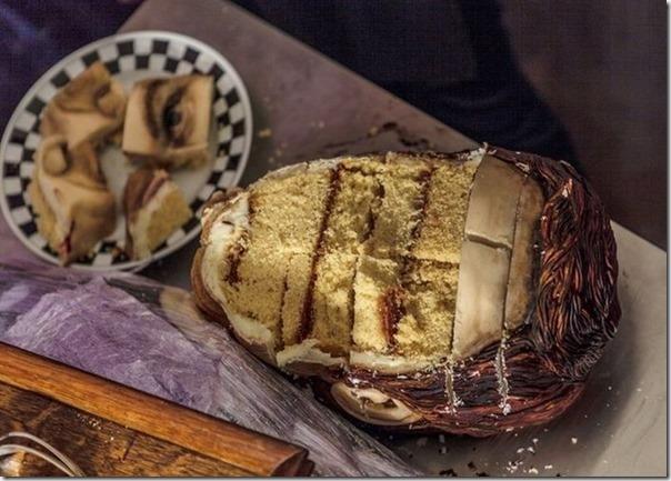 Dexter ganha bolo em tamanho real por última temporada (8)