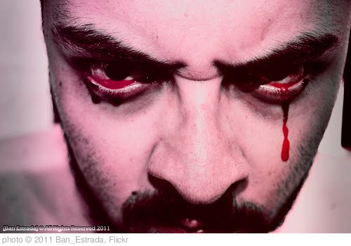 'Blood Tears' photo (c) 2011, Ban_Estrada - license: http://creativecommons.org/licenses/by-sa/2.0/