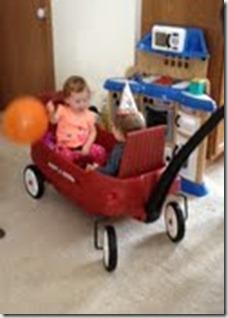 cousin wagon